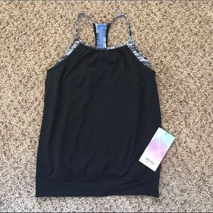 Ivivva double touch tank